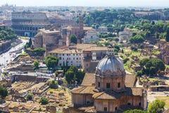 Foro Romano. Rome. Italy. Stock Image