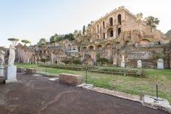 Foro Romano Stock Photo