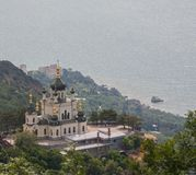Foros church in Crimea Royalty Free Stock Photos