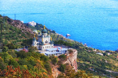 Foros, Crimea Royalty Free Stock Photos