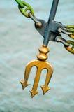 Forquilha de Netuno Imagens de Stock