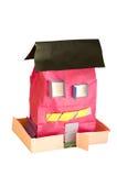Forre a casa Imagem de Stock