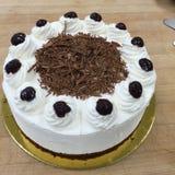 Forrest Cake noir Photos libres de droits