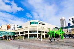 Forrest Chase Shopping-wandelgalerij, Perth royalty-vrije stock fotografie