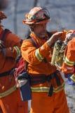Forrest Fire- - Camarillo-Frühlinge 5-2-2013 Stockbild