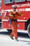 Forrest Fire - Camarillo Springs 5-2-2013 Stock Photo