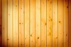 Forro de madeira Foto de Stock