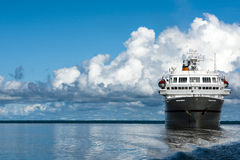 Forro do cruzeiro nas Amazonas imagem de stock royalty free