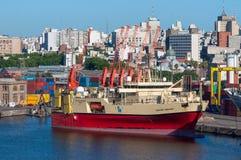 Forschung und Forschungsschiff Lizenzfreie Stockbilder