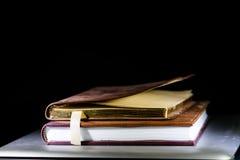 Forschung und Schreiben Stockfotos