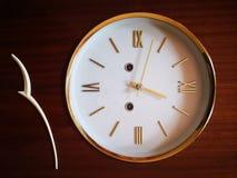 Forse sono i più vecchi orologi antichi fotografia stock libera da diritti