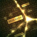 Forskning stock illustrationer