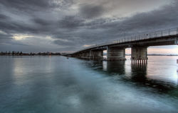 Forster to Tuncurry Royalty Free Stock Photo