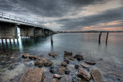 Forster to Tuncurry Stock Image