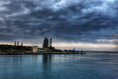 Forster and Tuncurry Royalty Free Stock Photo