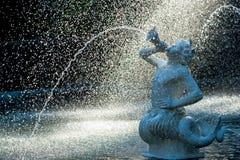Forsyth喷泉 免版税图库摄影