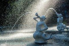 Forsyth-Brunnen Lizenzfreies Stockfoto