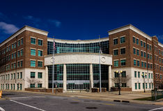 Forsyth County Government Center Stock Photo