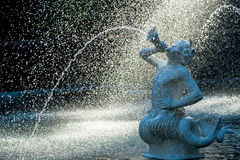 Forsyth fountain Royalty Free Stock Photography