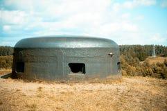Fortín en Polnd Foto de archivo libre de regalías