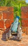 Fort à Maputo, Mozambique Photo libre de droits