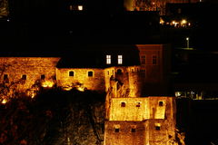 Fort. St-jean at lyon in france royalty free stock photography