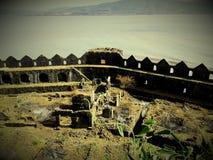 fort Royalty-vrije Stock Foto's