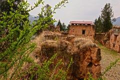 Fort abandonné Photographie stock