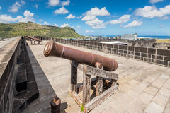 Fort Adelaide in Port Louis, Mauritius Lizenzfreie Stockfotos