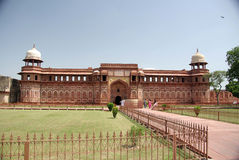 Fort of Agra, India Stock Images