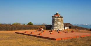 Fort Aguada Fotografia Royalty Free