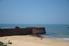 Fort Aguada, Goa, India Fotografia Royalty Free