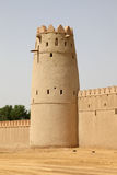 Fort in Al Ain, Abu Dhabi Stock Photography