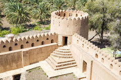 Fort al Jabreen Royalty Free Stock Photography