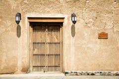 Fort al Jabreen Royalty Free Stock Photo