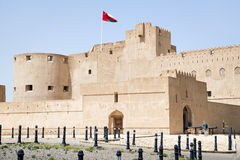 Fort al Jabreen Stock Photo