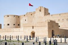 Fort al Jabreen Stock Photo