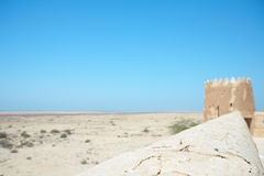 Fort Al Zubarah Royalty Free Stock Photography