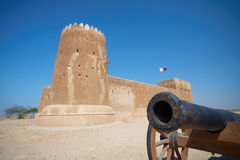 Fort Al Zubarah Royalty Free Stock Photo