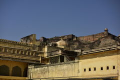 Fort Amber, India Stock Image