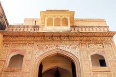 Fort ambre à Jaipur Photos stock