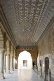 Fort ambre en Inde Images libres de droits