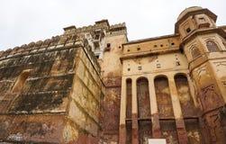 fort ambre Inde Jaipur Image libre de droits