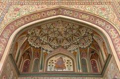 Fort ambre, Jaipur Images libres de droits