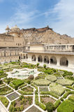 Fort ambre, Jaipur, Inde Images stock