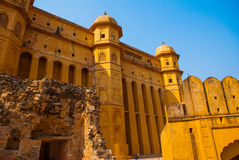 Fort ambre jaipur l'Inde Photo stock