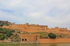 Fort ambre, Jaipur, Ràjasthàn, Inde Photo stock
