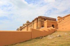 Fort ambre, Jaipur, Ràjasthàn, Inde Photo libre de droits