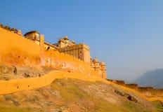 Fort ambre, Jaipur, Ràjasthàn, Inde Image libre de droits