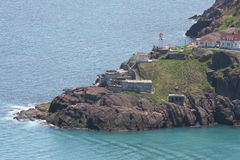 Fort Amherst Royalty-vrije Stock Foto